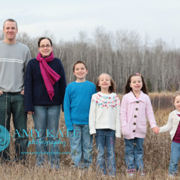 S Family Photos | Bemidji, MN Children and Family Portrait Photographer