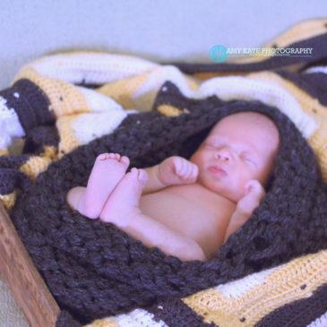 Newborn Boy W | Becida, Lake George, Bemidji, MN Newborn Photographer