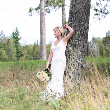 September Barn Wedding | Laporte, Benedict, MN Wedding Photography near Walker, Cass Lake, Bemidji.