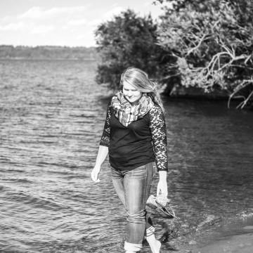 Emma, Class of 2015 Pictures | Bemidji, MN Senior Portrait Photographer