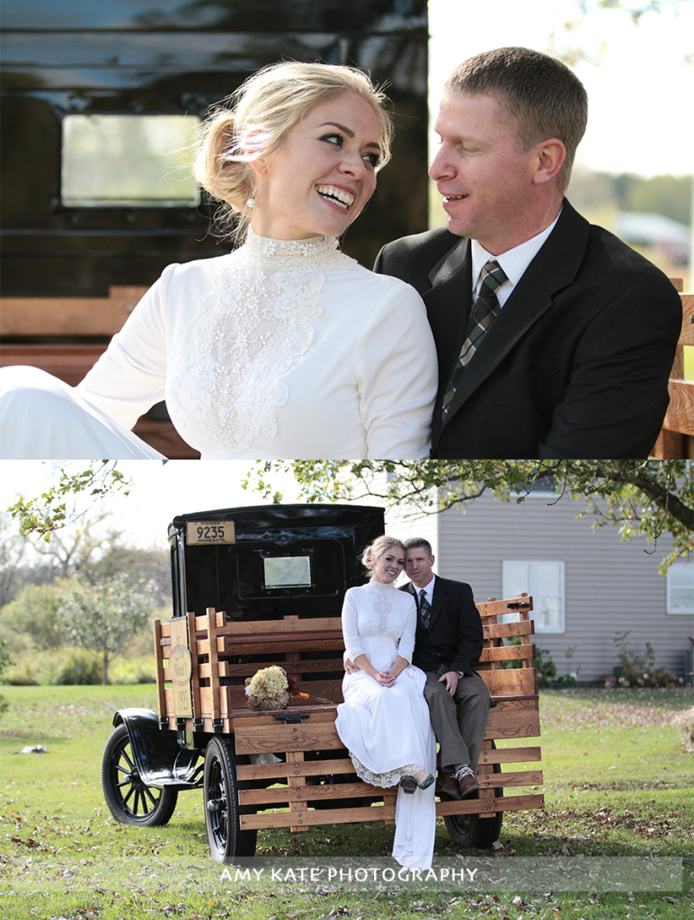 Bride Groom Model T