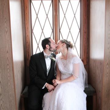 Northern Minnesota Winter Wedding | Wedding Day Photographer in Bemidji, MN