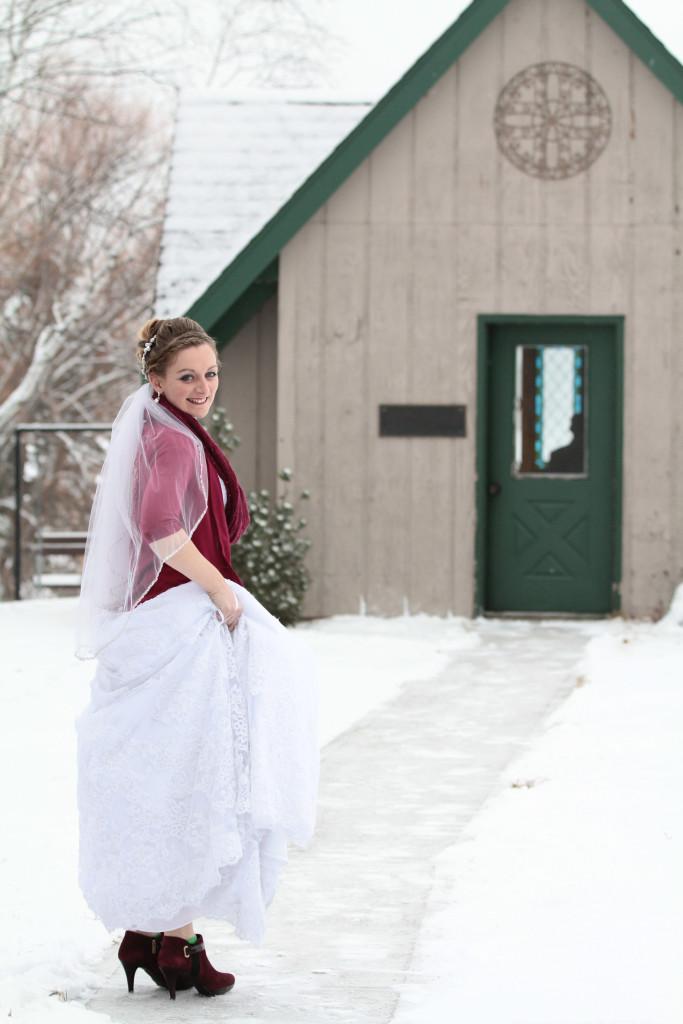 Winter Weddings in MN