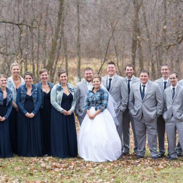 Simon Wedding | Mahnomen, MN Wedding Photography. Northern Minnesota countryside home, Lutheran Church and Shooting Star Casino