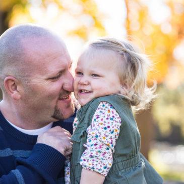 Fall Family Photos | Rum River, Riverview Park, Milaca MN | Minnesota Fall Mini Session Photographer